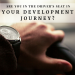 Are You in the Driver's Seat on Your Development Journey?