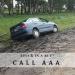 Stuck in a Rut?  Might be Time to Call AAA