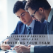 12 Leadership Services You Should be Providing Your Team