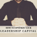 How to Optimize Your Leadership Capital