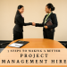 5 Steps to Making a Better Project Management Hire