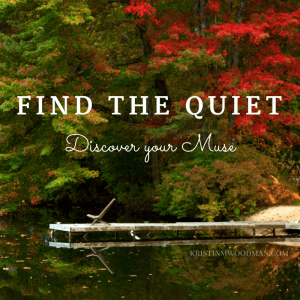 Leadership Inspiration – Find the Quiet